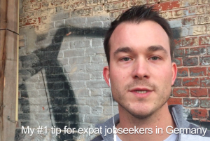 Rene's tip for expat jobseekers in Germany