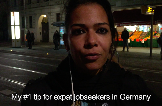 Amira's tip for expat jobseekers in Germany