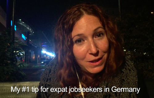 Elena's tip for expat jobseekers in Germany
