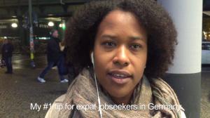 Noella's tip for expat jobseekers in Germany