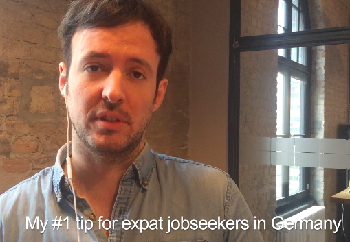 Jesus's tip for expat jobseekers in Germany