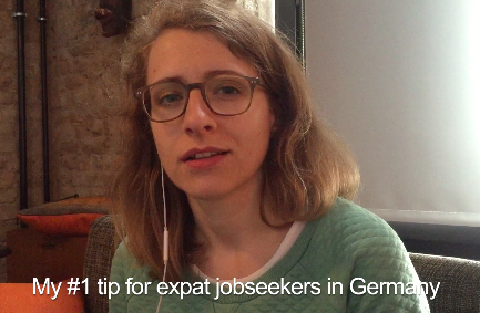 Ola's tip for expat jobseekers in Germany